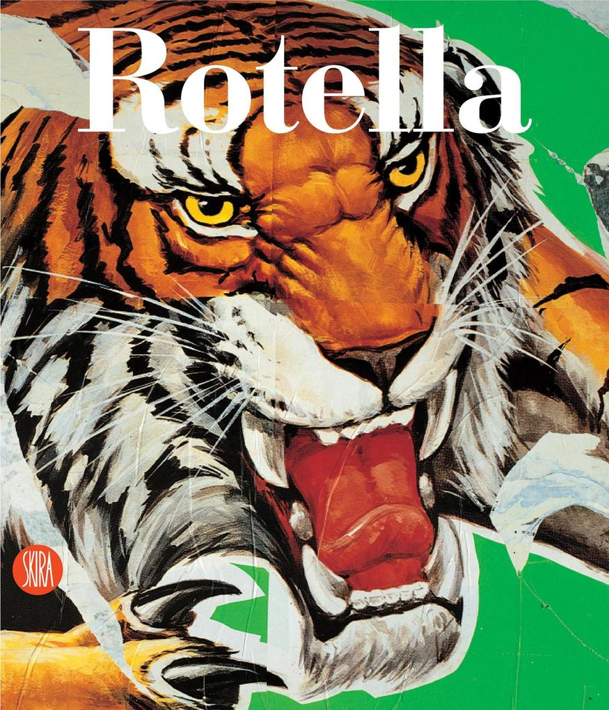 Mimmo Rotella: Selected Works als Buch