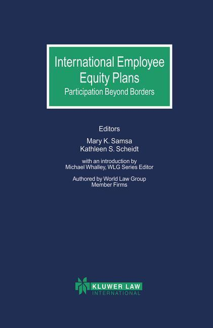 International Employee Equity Plans: Participation Beyond Borders als Buch
