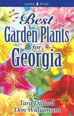 Best Garden Plants for Georgia als Taschenbuch