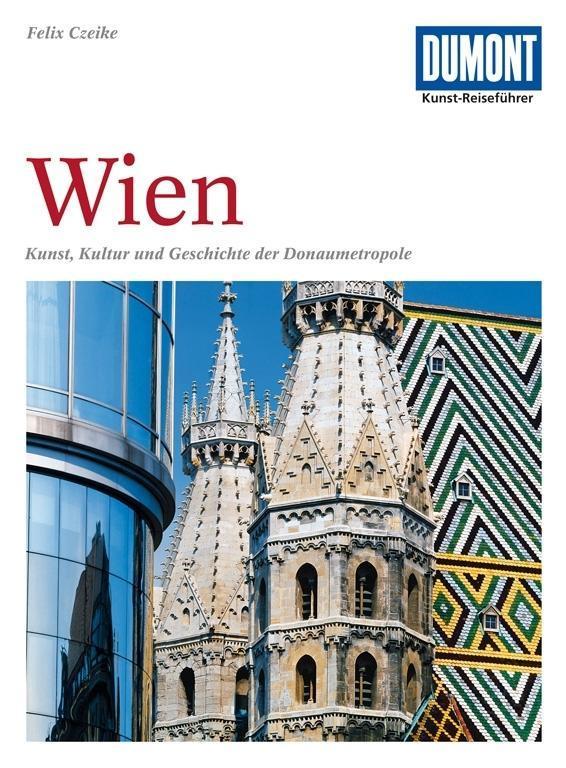 DuMont Kunst-Reiseführer Wien als Buch