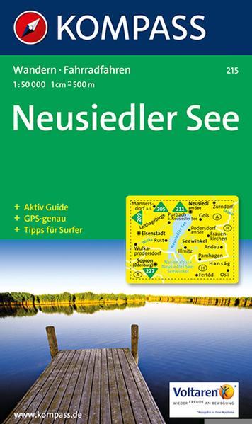 Neusiedler See 1 : 50 000 als Buch