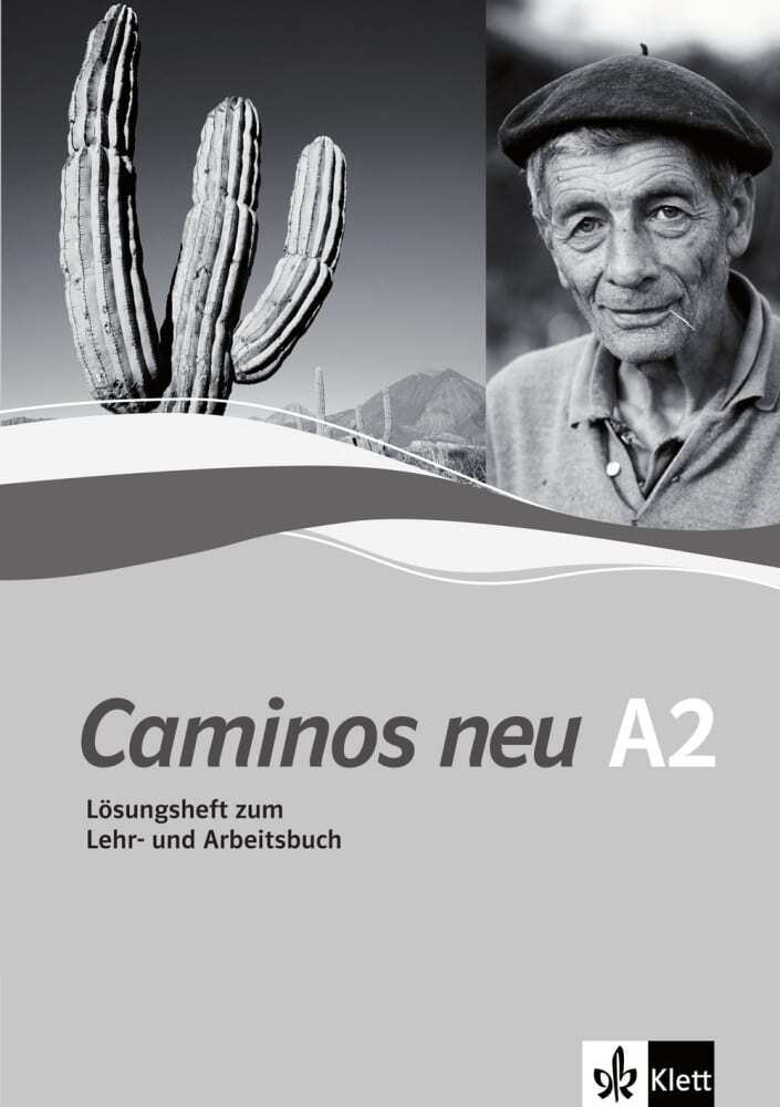Caminos neu A2. Lösungsheft als Buch