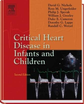 Critical Heart Disease in Infants and Children als Buch