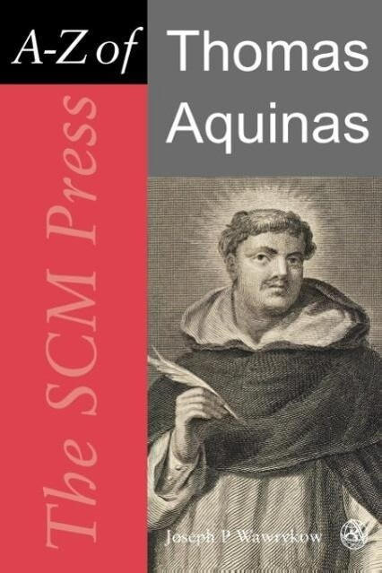 A-Z of Thomas Aquinas als Taschenbuch