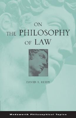 On the Philosophy of Law als Buch