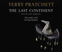 The Last Continent als Hörbuch