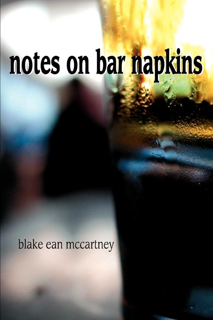 Notes on Bar Napkins als Taschenbuch