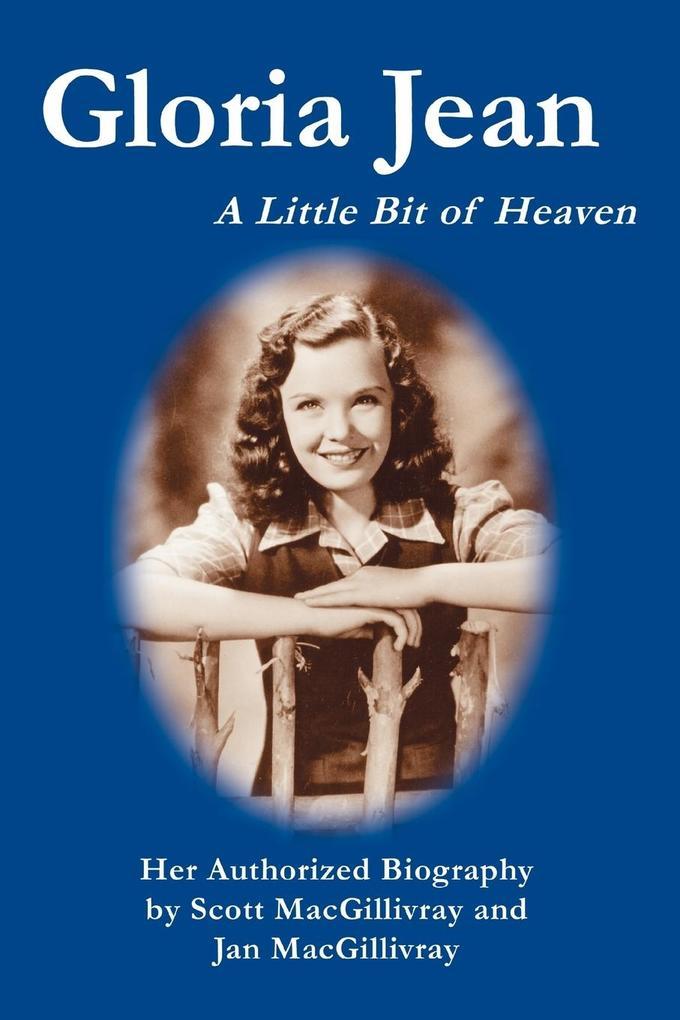 Gloria Jean: A Little Bit of Heaven als Taschenbuch