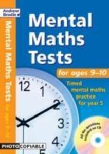 Mental Maths Tests for Ages 9-10 als Buch