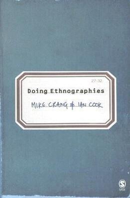 Doing Ethnographies als Taschenbuch