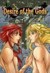 Desire of the Gods (Yaoi) als Taschenbuch