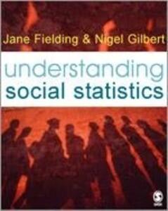 Understanding Social Statistics als Taschenbuch