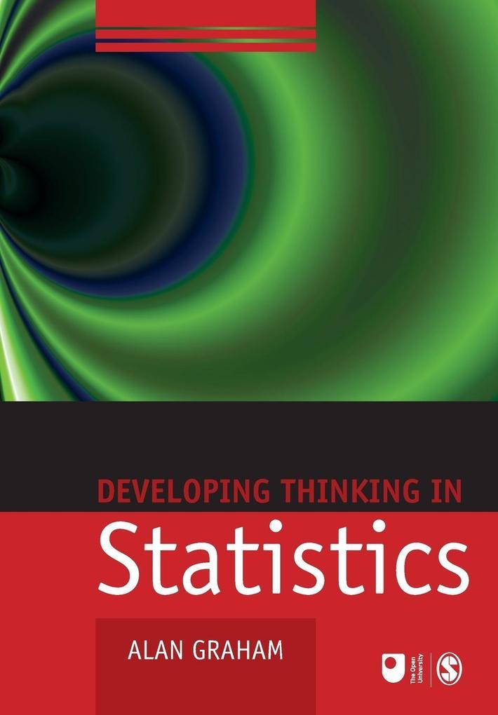 Developing Thinking in Statistics als Taschenbuch