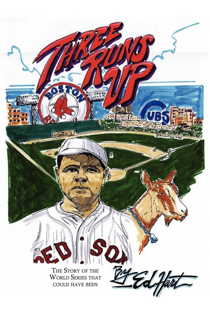 Three Runs Up: The Story of the World Series That Could Have Been als Taschenbuch