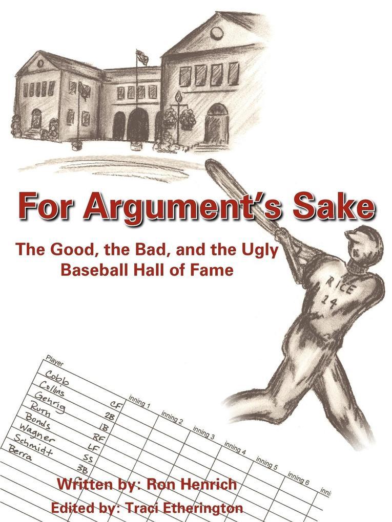 For Arguments Sake als Taschenbuch