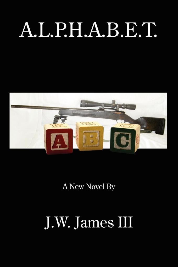 A.L.P.H.A.B.E.T. als Taschenbuch
