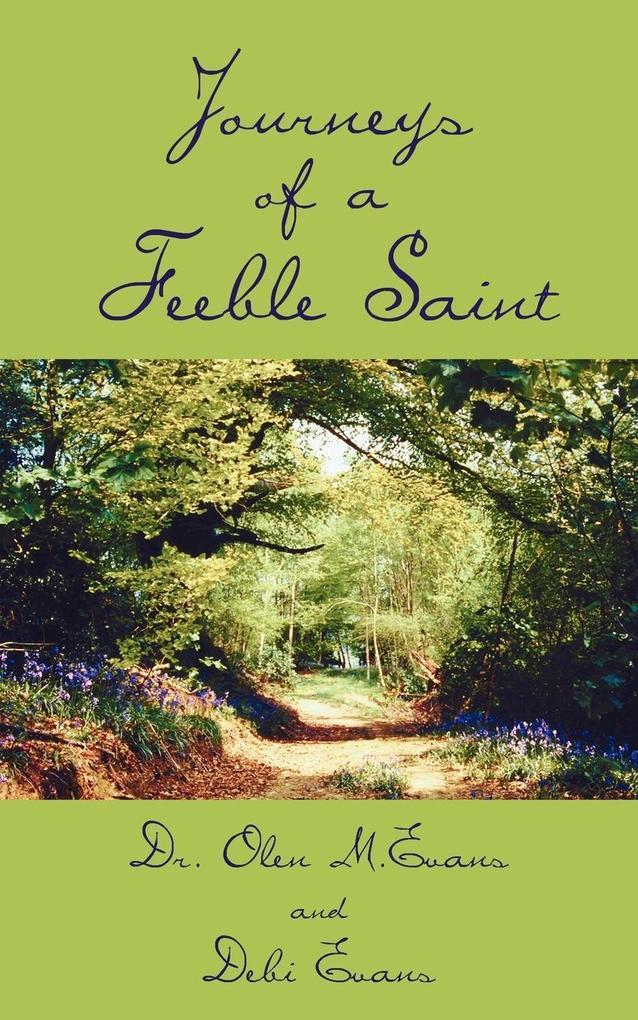 Journeys of a Feeble Saint als Taschenbuch