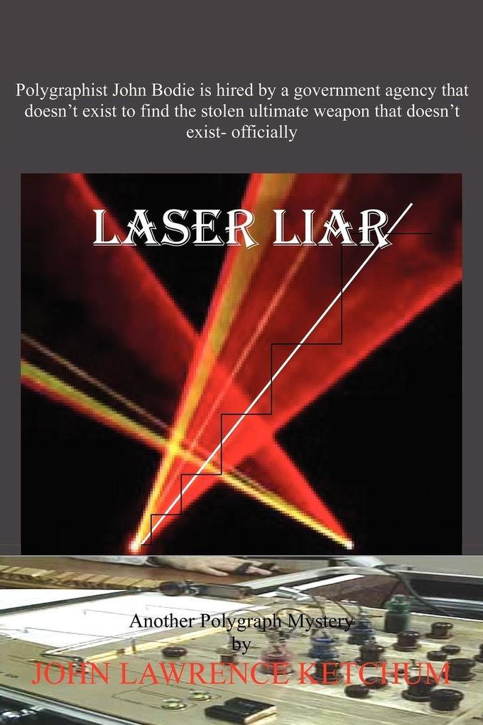 Laser Liar als Buch