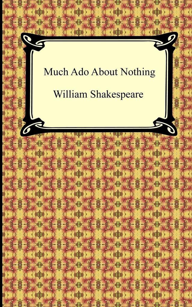 Much Ado About Nothing als Taschenbuch