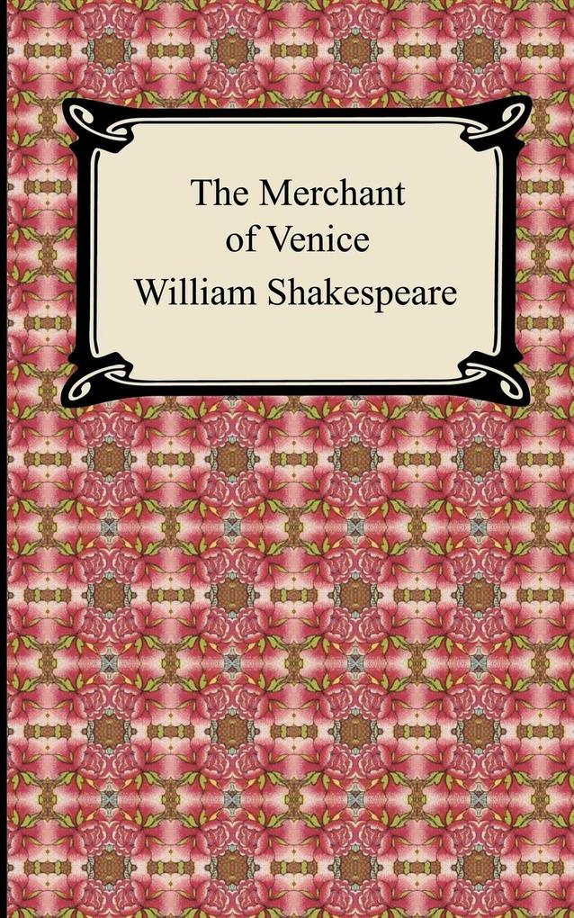 The Merchant of Venice als Buch