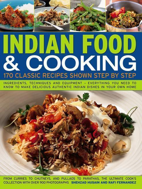 Indian Food & Cooking als Taschenbuch