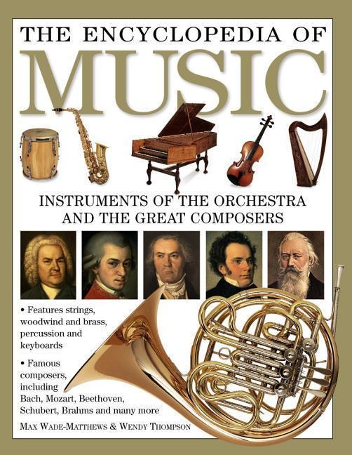 ENCY OF MUSIC als Taschenbuch