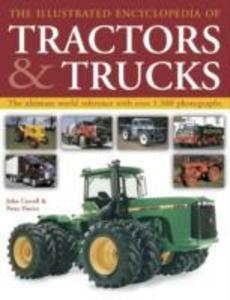 Illustrated Encyclopedia of Tractors & Trucks als Taschenbuch
