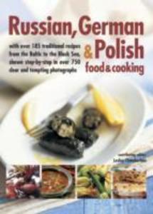 Russian, German & Polish Food & Cooking als Taschenbuch