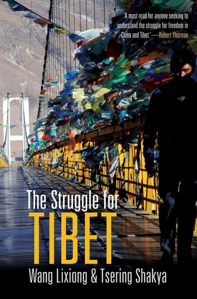 Struggle for Tibet als Taschenbuch