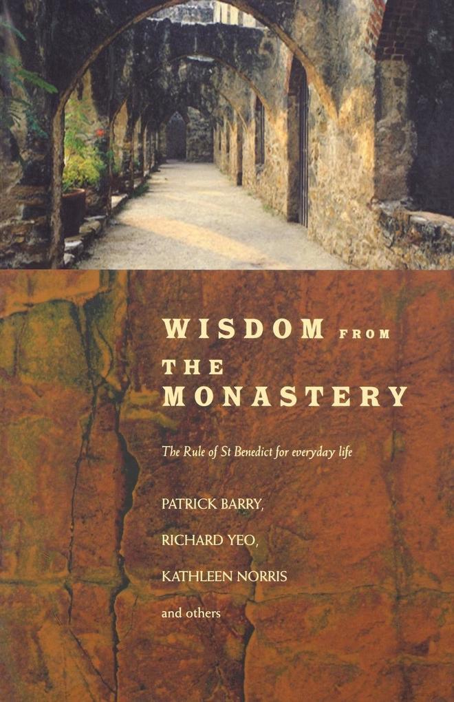 Wisdom from the Monastery als Taschenbuch