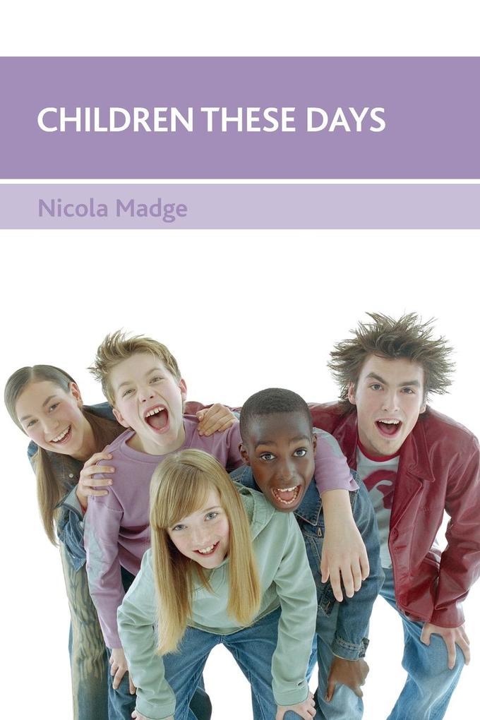 Children These Days als Taschenbuch