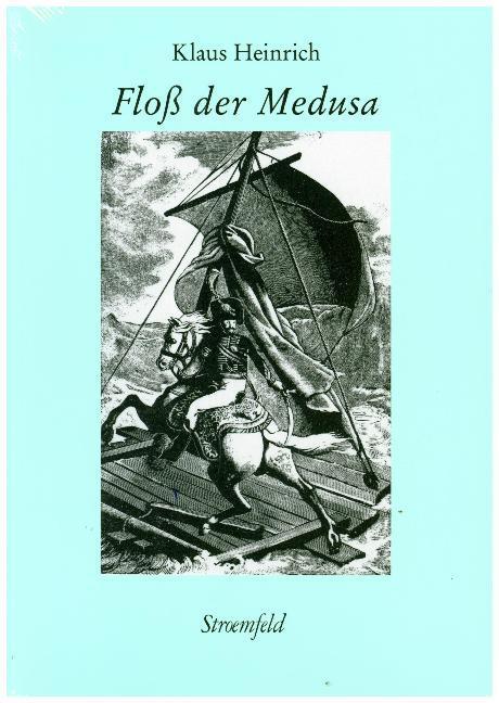 Das Floß der Medusa als Buch