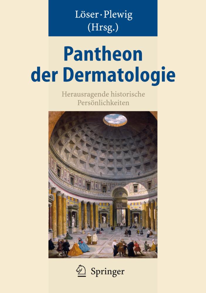 Pantheon der Dermatologie als Buch