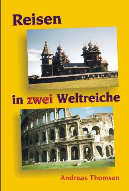 Zwei Weltreiche als Buch