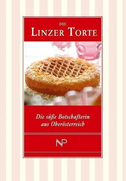 Die Linzer Torte als Buch