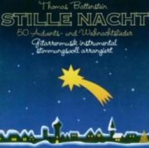 Stille Nacht-50 Advents-und Weihnachtslieder als CD