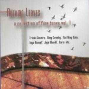 Autumn Leaves als CD