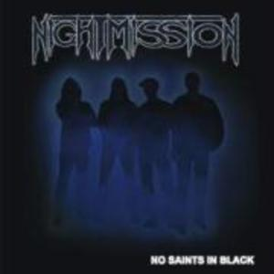 No Saints In Black als CD