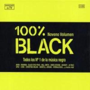 100 percent black vol.9 als CD