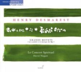 Grands Motets Vol.2 (De Profundis/+) als CD
