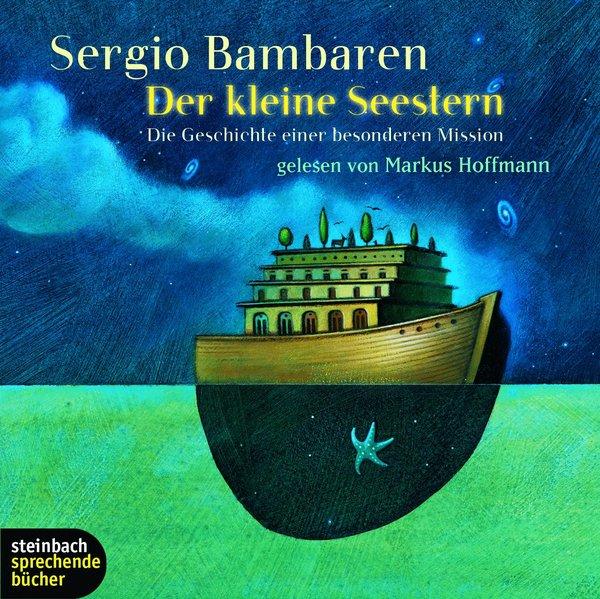 Der kleine Seestern. CD als Hörbuch