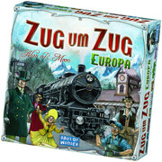 Zug um Zug Europa