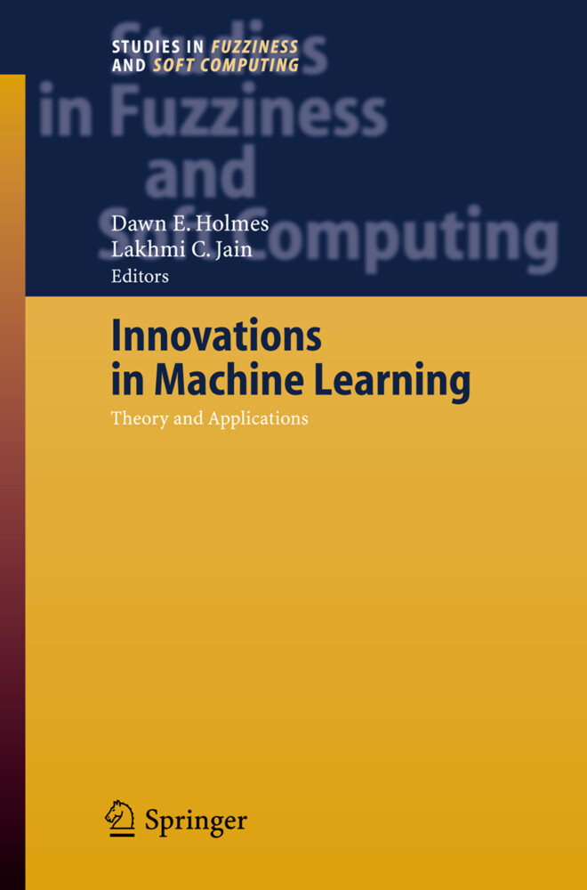 Innovations in Machine Learning als Buch