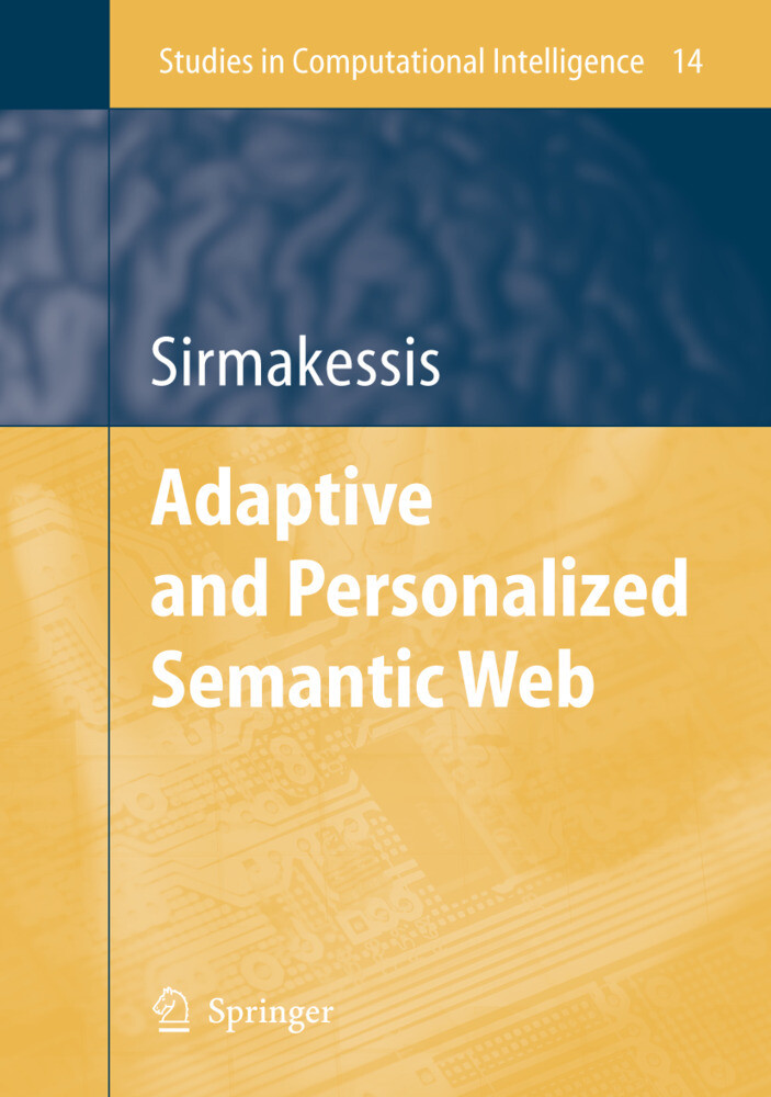 Adaptive and Personalized Semantic Web als Buch