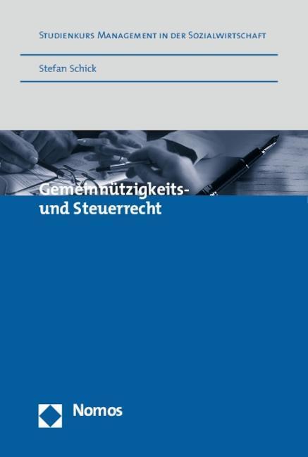 Gemeinnützigkeits- und Steuerrecht als Buch