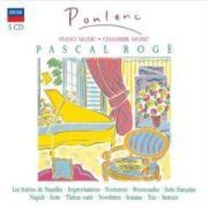 Klaviermusik/Kammermusik/Improvisationen/+ als CD