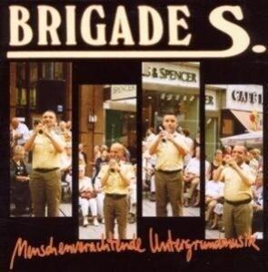 Menschenverachtende Untergrundmusik als CD