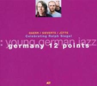 Germany 12 Points als CD