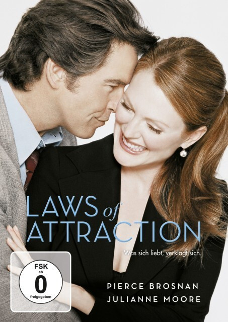Laws of Attraction - Was sich liebt, verklagt sich als DVD
