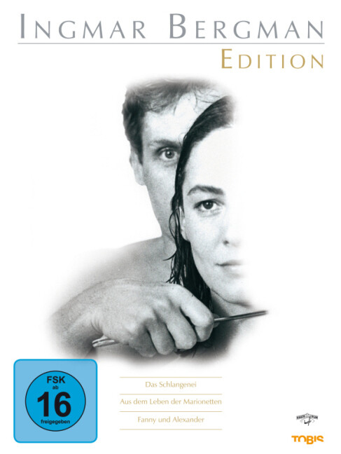 Ingmar Bergmann Collection als DVD